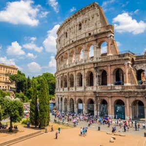 Glory of Ancient Rome and the Colosseum