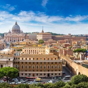 Rome in One Day: The Colosseum and the Vatican
