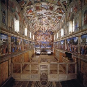 After Hours Visit to the Vatican Museums & the Sistine Chapel