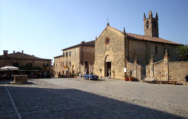 Monteriggioni tour