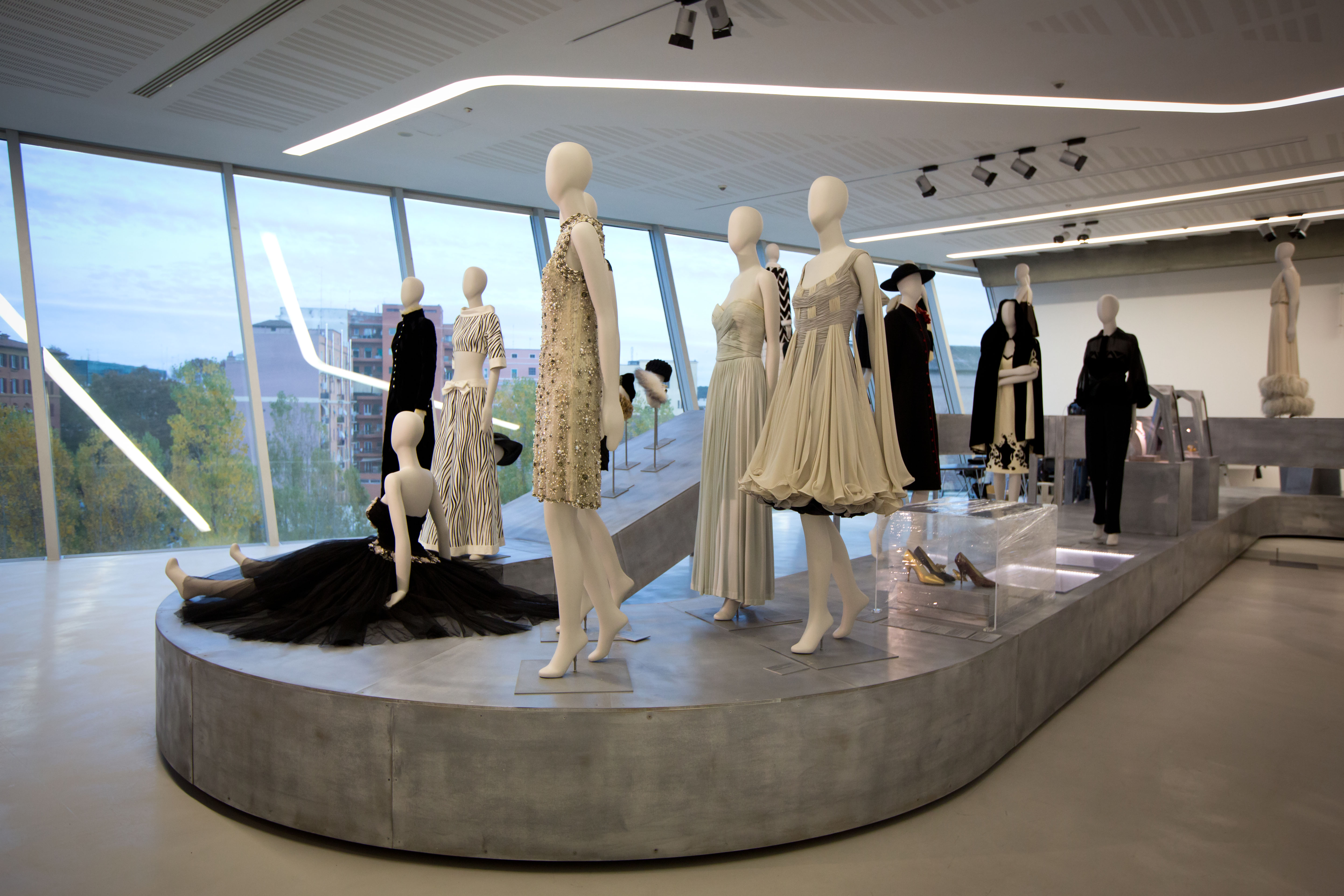 Fashion Institute Of Technology Display And Exhibition Design