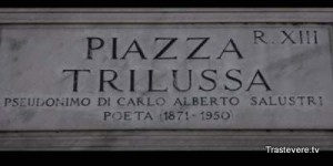 piazza_trilussa  best private tours in Italy