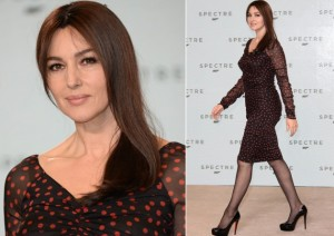 Monica Bellucci: Bond Girl - Italy's Best Rome