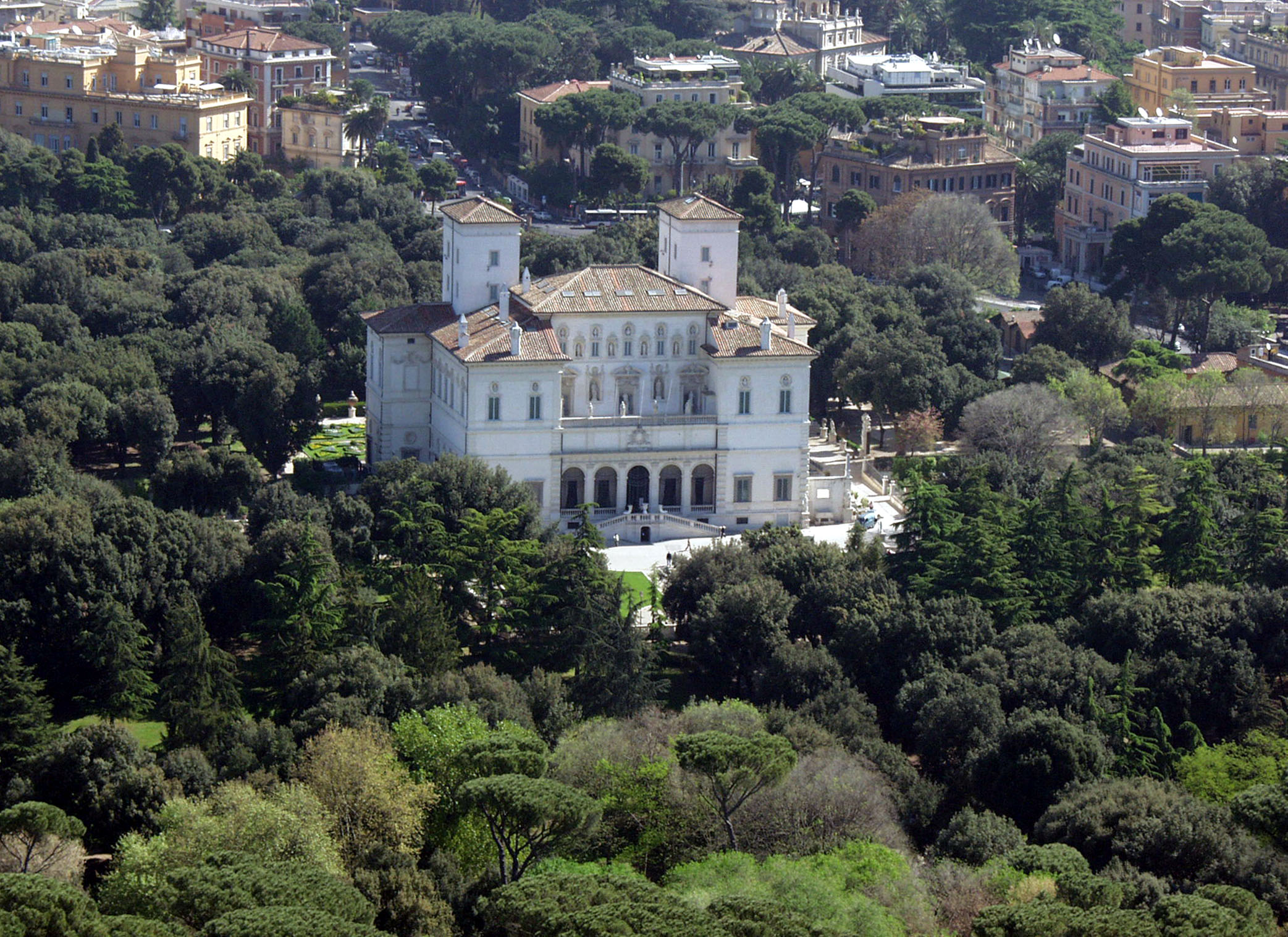 Villa Medici Hotel Florence