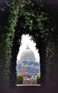 Through the keyhole: Secret Rome - Italy's Best Rome