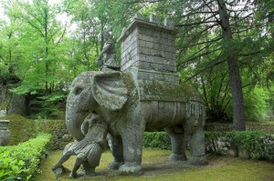 elefante, torre, guida, legionario  best private tours in Italy