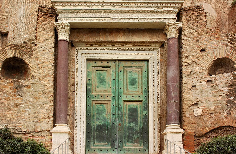 & Doors of Rome