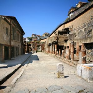 Herculaneum & the Archaelogical Area of Vesuvius