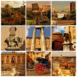 Highlights of Rome Shore Excursion