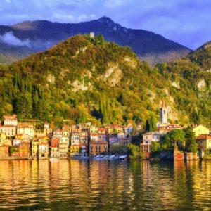 Romantic Lake District of Como
