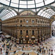 Milan – Galleria Vittorio Emanuele II