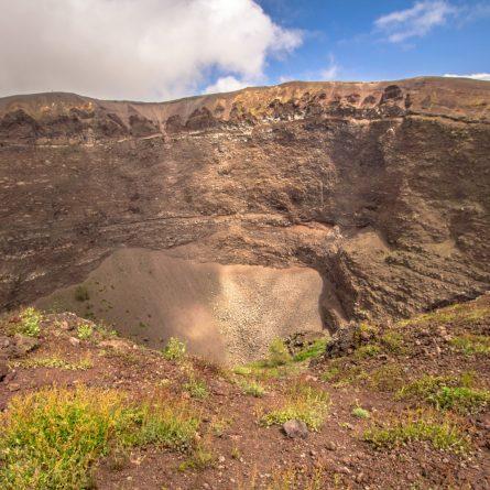 Mount Vesuvius – Crater