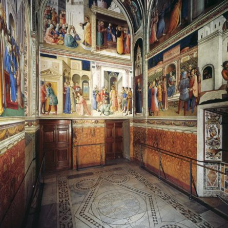 Niccolina Chapel in the Vatican Museums