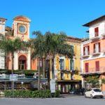 Tasso square, Sorrento