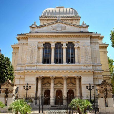 Tour Jewish Rome Synagogue