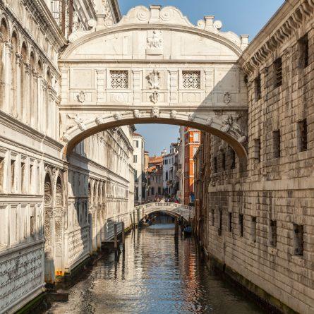 Venice – Bridge of Sighs