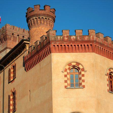 antico castello piemontese