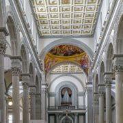 Basilica of San Lorenzo, Florence, Italy