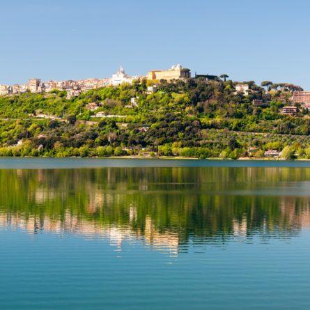 Castel Gandolfo Lago Albano