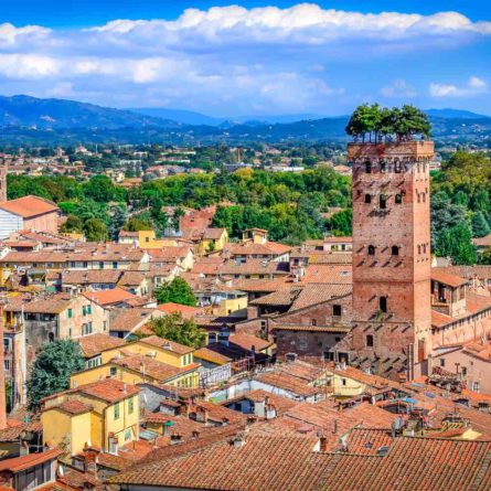Lucca tour excursion