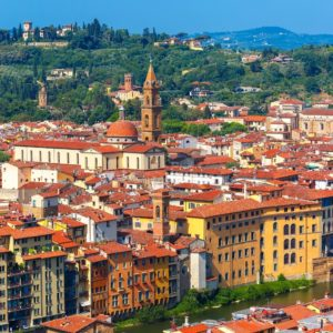 Uffizi and Oltrarno District Tour