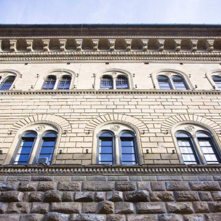 The Medici Riccardi's Palace (Italy – Tuscany – Florence)