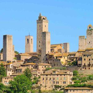 Quintessential Tuscany: San Gimignano and Siena