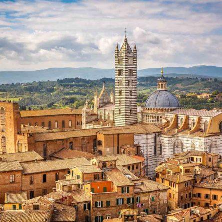 Siena private tour