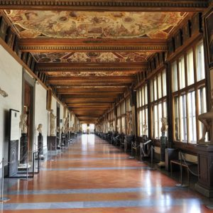 Uffizi Gallery and Accademia