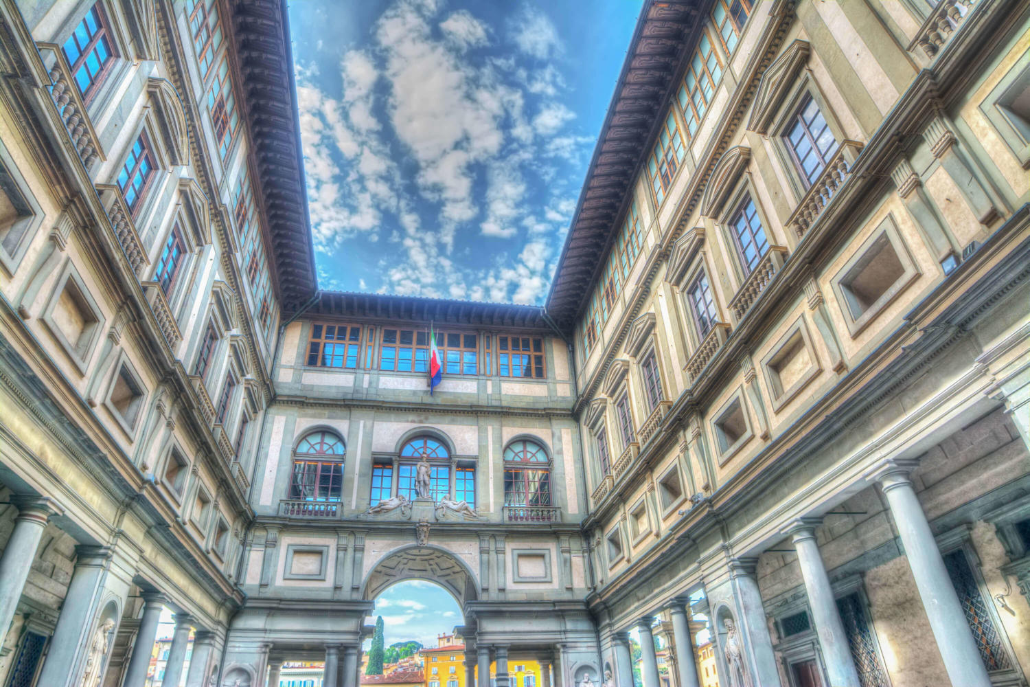 Italian Florence: Accademia And Uffizi Gallery Tour
