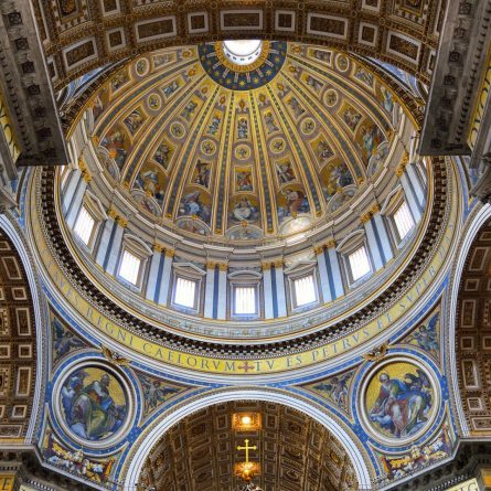 st-peter-s-basilica-the-vatican-the-dome-pictures-interior-design-architecture