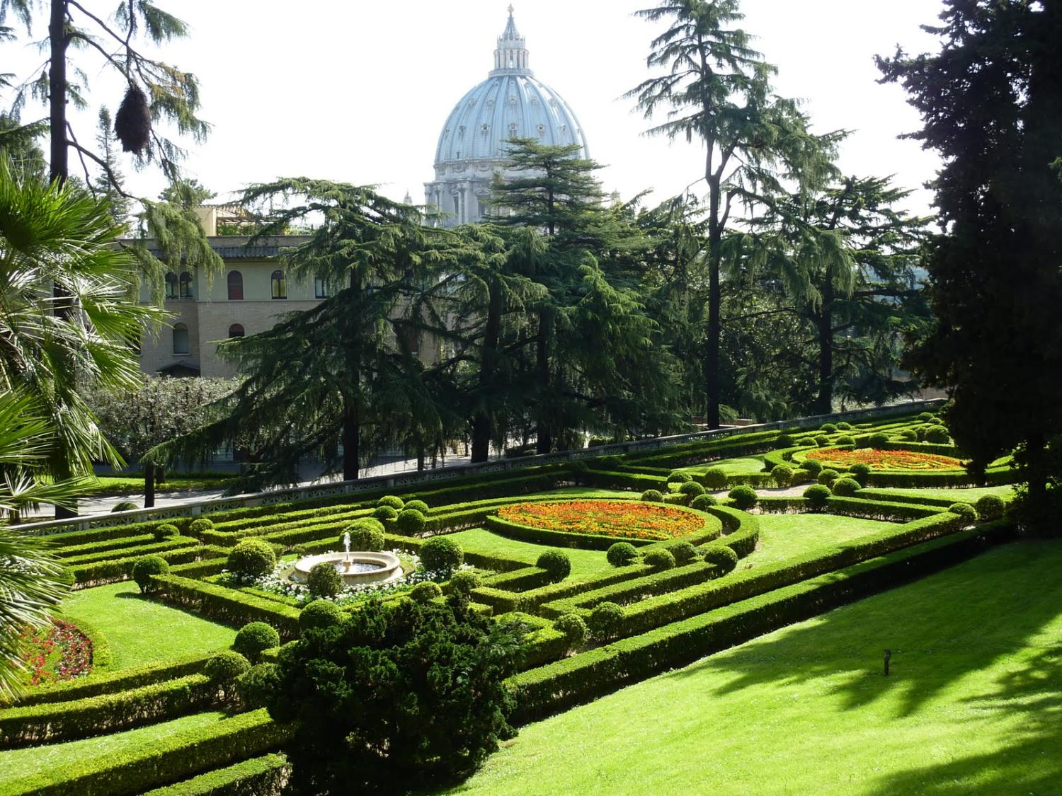 Vatican Gardens Amp Vatican Museums Tour With Vip Rooms