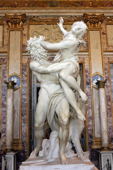 Bernini Borghese Gallery