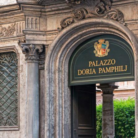 palace doria pamphilj
