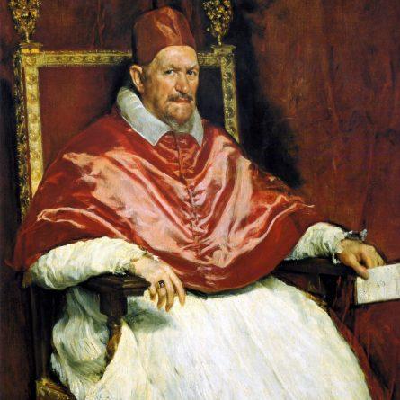 Galleria Doria Pamphilj- The Roman Nobility – Velazquez
