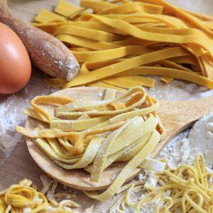 Pasta Making Lesson