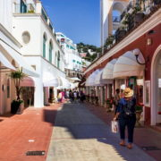 Capri Shoppingmeile