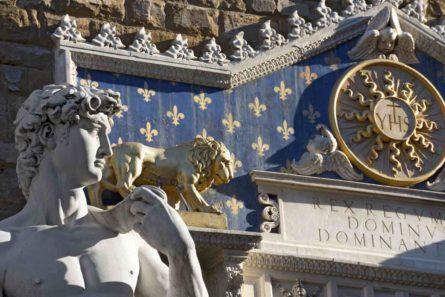Florence – David – Piazza Signoria