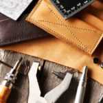 Florence artisan tour leathermaking