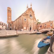 Santa Maria Gloriosa dei Frari church, Venice