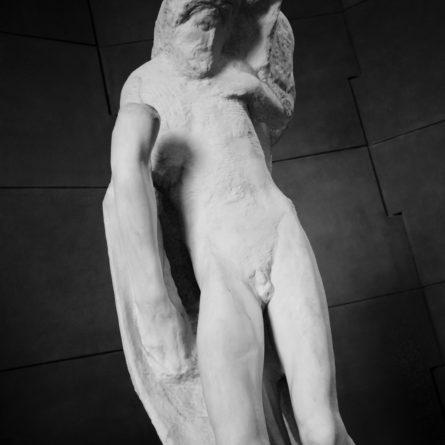 The Rondanini Pieta by Michelangelo Buonarroti – Sforza castle M
