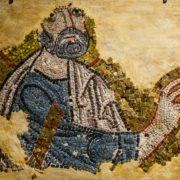 Particolari dell'interno della Basilica di San Marco, Venezia, Veneto, Italia