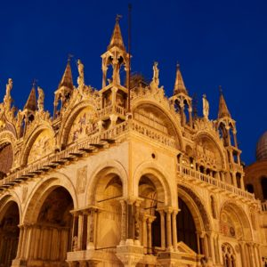 St. Mark's Basilica After Hours