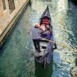 Venice – Gondola ride
