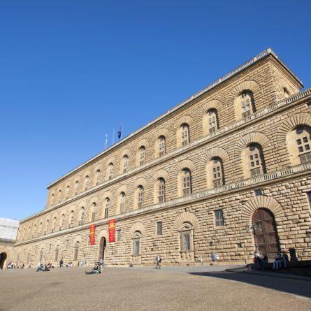 Firenze – Palazzo Pitti