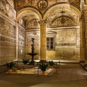 Palazzo Vecchio Secret Itinerary Tour