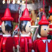 Collodi Pistoia, Pinocchio