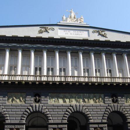 Napoli – Real Teatro San Carlo