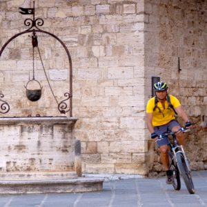 Day Tour in Tuscany by Bike