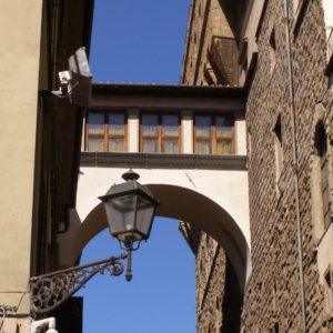 Vasari Corridor, Exclusive Access